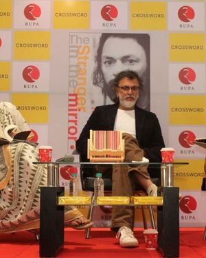 Photos: Book Launch Of The Stranger In The Mirror
