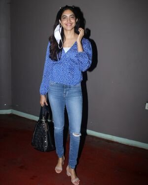 Ritu Varma - Photos: Celebs Spotted At Airport | Picture 1822830