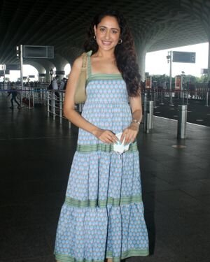 Pragya Jaiswal - Photos: Celebs Spotted At Airport