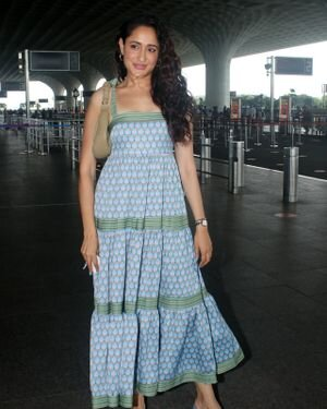 Pragya Jaiswal - Photos: Celebs Spotted At Airport   Picture 1823106