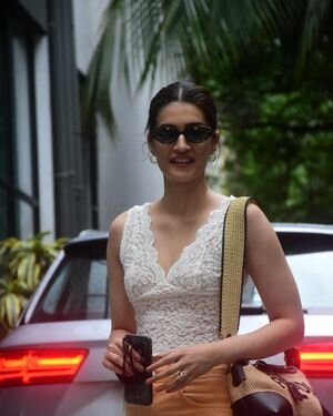 Photos: Celebs Spotted At Maddock Office
