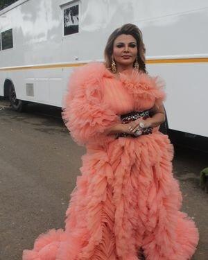 Rakhi Sawant - Photos: Celebs Spotted On The Sets Of Bigg Boss Ott