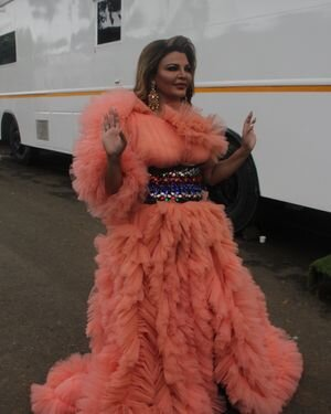 Rakhi Sawant - Photos: Celebs Spotted On The Sets Of Bigg Boss Ott | Picture 1823134