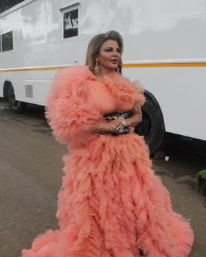 Rakhi Sawant - Photos: Celebs Spotted On The Sets Of Bigg Boss Ott | Picture 1823135