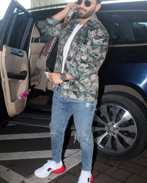 Rahul Vaidya - Photos: Celebs Spotted At Airport | Picture 1823587