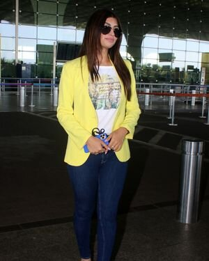 Akanksha Puri - Photos: Celebs Spotted At Airport | Picture 1823600