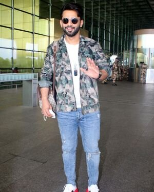 Rahul Vaidya - Photos: Celebs Spotted At Airport | Picture 1823585