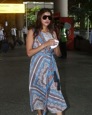 Lakshmi Manchu - Photos: Celebs Spotted At Airport | Picture 1823590