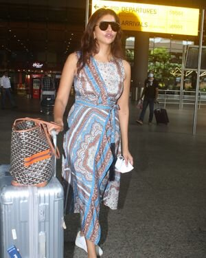 Lakshmi Manchu - Photos: Celebs Spotted At Airport | Picture 1823594