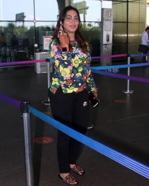 Arshi Khan - Photos: Celebs Spotted At Airport | Picture 1823610