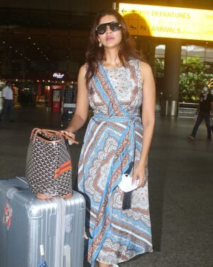 Lakshmi Manchu - Photos: Celebs Spotted At Airport | Picture 1823595