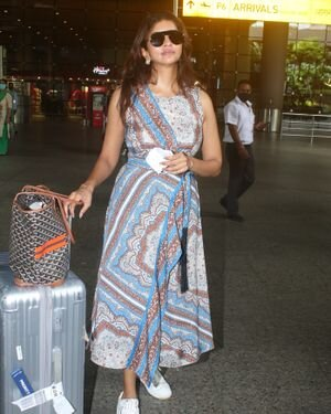 Lakshmi Manchu - Photos: Celebs Spotted At Airport | Picture 1823596