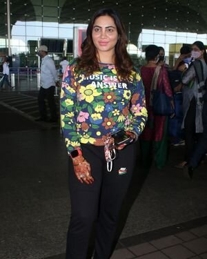 Arshi Khan - Photos: Celebs Spotted At Airport | Picture 1823611