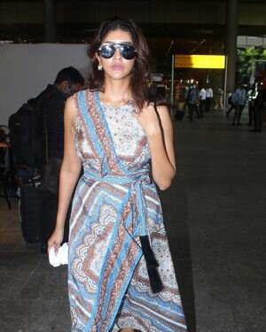 Lakshmi Manchu - Photos: Celebs Spotted At Airport | Picture 1823597