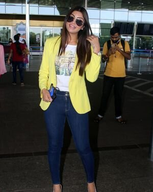 Akanksha Puri - Photos: Celebs Spotted At Airport | Picture 1823599