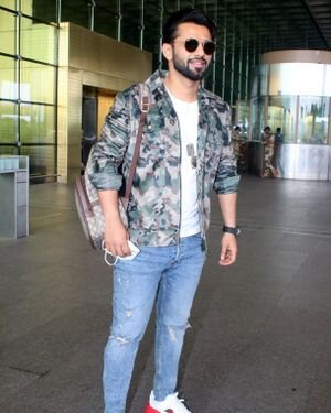 Rahul Vaidya - Photos: Celebs Spotted At Airport | Picture 1823584