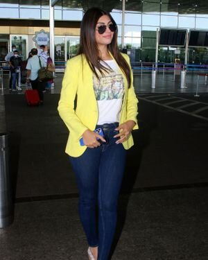 Akanksha Puri - Photos: Celebs Spotted At Airport | Picture 1823602