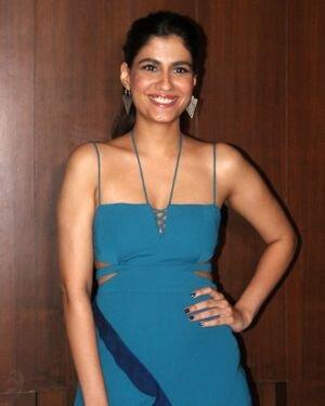 Shreya Dhanwanthary - Photos:  Promotion Of Webseries Mumbai Diaries 26/11 At JW Juhu | Picture 1824371