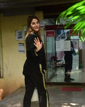 Nikki Tamboli - Photos: Celebs Spotted At Bandra | Picture 1824719