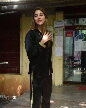 Nikki Tamboli - Photos: Celebs Spotted At Bandra