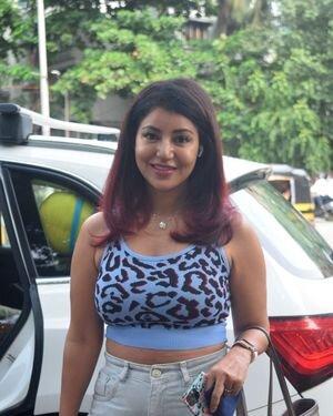 Sugandha Sood - Photos: Celebs Spotted At Kromakay Salon