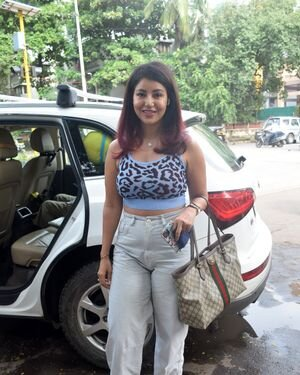 Sugandha Sood - Photos: Celebs Spotted At Kromakay Salon | Picture 1824782