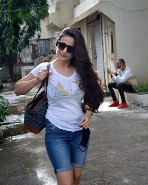 Ameesha Patel - Photos: Celebs Spotted At Kromakay Salon | Picture 1824779
