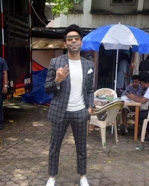 Aparshakti Khurana - Photos: Helmet Movie Promotion At Mumbai