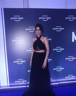 Shreya Dhanwanthary - Photos: Trailer Launch Of Web Series Of Mumbai Diaries 26/11 | Picture 1824754