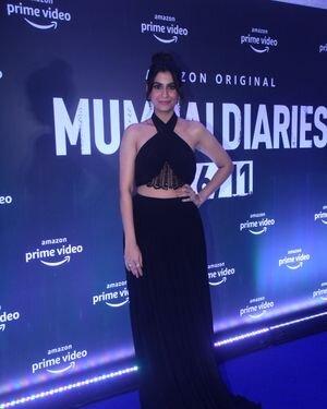 Shreya Dhanwanthary - Photos: Trailer Launch Of Web Series Of Mumbai Diaries 26/11 | Picture 1824760