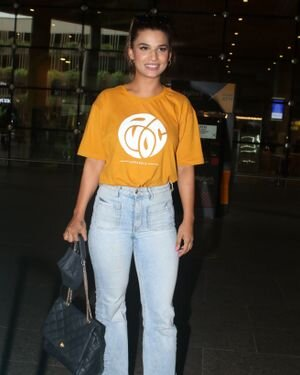 Naina Singh - Photos: Celebs Spotted At Airport | Picture 1824876
