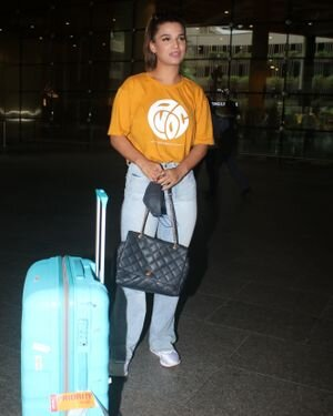 Naina Singh - Photos: Celebs Spotted At Airport | Picture 1824884