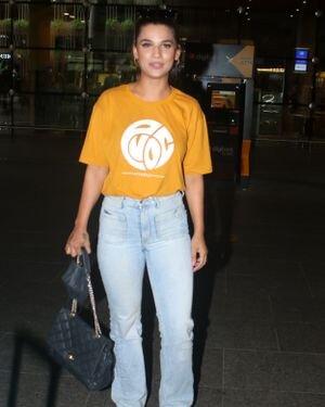 Naina Singh - Photos: Celebs Spotted At Airport