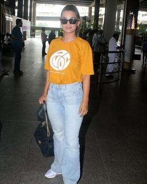 Naina Singh - Photos: Celebs Spotted At Airport | Picture 1824881