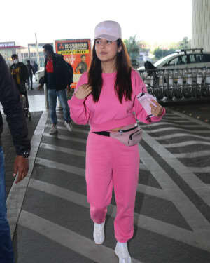 Shehnaaz Kaur Gill - Photos: Celebs Spotted At Airport | Picture 1771378