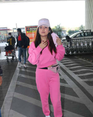 Shehnaaz Kaur Gill - Photos: Celebs Spotted At Airport | Picture 1771377