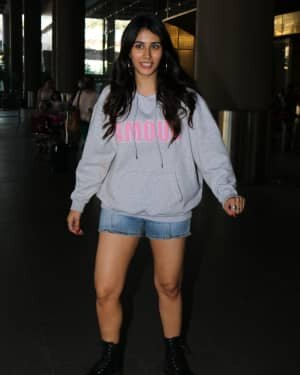 Warina Hussain - Photos: Celebs Spotted At Airport | Picture 1771323