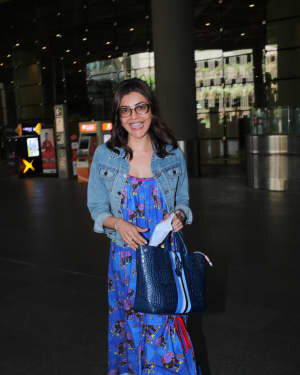 Kajal Aggarwal - Photos: Celebs Spotted At Airport | Picture 1771408