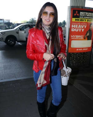 Hansika Motwani - Photos: Celebs Spotted At Airport | Picture 1771351