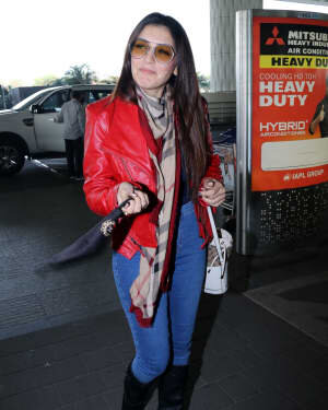 Hansika Motwani - Photos: Celebs Spotted At Airport | Picture 1771350
