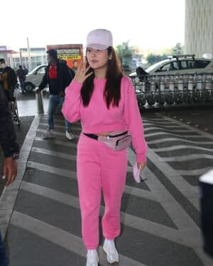 Shehnaaz Kaur Gill - Photos: Celebs Spotted At Airport | Picture 1771379