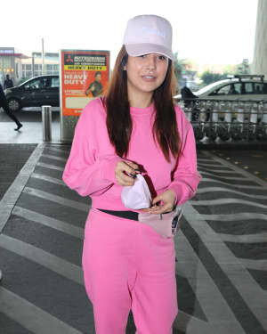 Shehnaaz Kaur Gill - Photos: Celebs Spotted At Airport | Picture 1771380