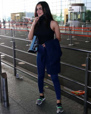 Manushi Chhillar - Photos: Celebs Spotted At Airport | Picture 1771387