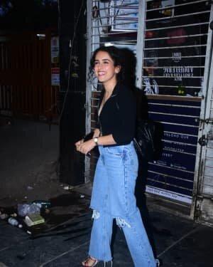 Sanya Malhotra - Photos: Celebs Spotted At Bandra | Picture 1771384