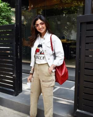 Shilpa Shetty - Photos: Celebs Spotted At Bandra | Picture 1771413