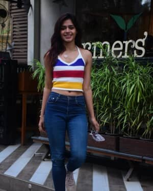 Pranati Rai Prakash - Photos: Celebs Spotted At Farmer's Cafe | Picture 1771348