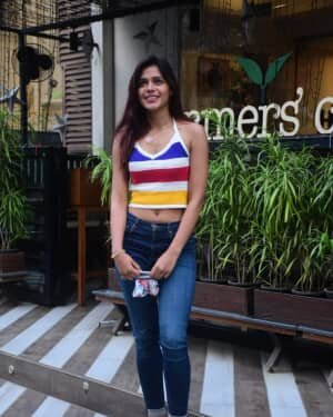 Pranati Rai Prakash - Photos: Celebs Spotted At Farmer's Cafe | Picture 1771343