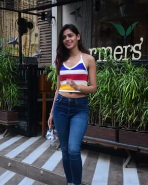 Pranati Rai Prakash - Photos: Celebs Spotted At Farmer's Cafe | Picture 1771339