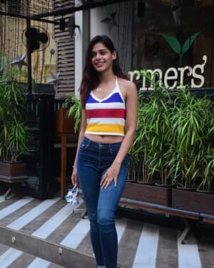 Pranati Rai Prakash - Photos: Celebs Spotted At Farmer's Cafe | Picture 1771341