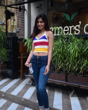 Pranati Rai Prakash - Photos: Celebs Spotted At Farmer's Cafe | Picture 1771342